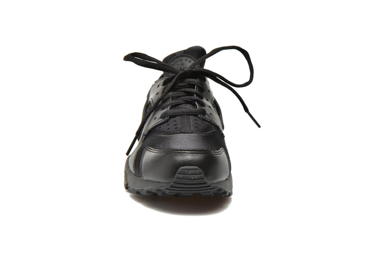 Wmns Air Huarache Run Black/black
