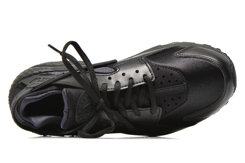 Sneakers Nike Wmns Air Huarache Run Svart bild från vänster sidan