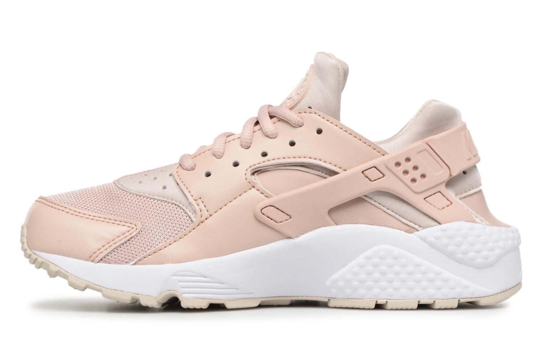 Sneakers Nike Wmns Air Huarache Run Rosa bild från framsidan