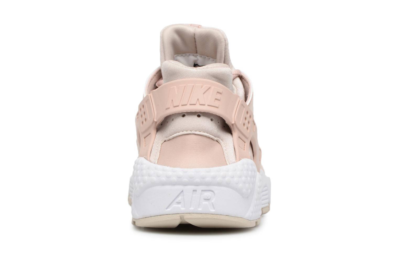 Sneakers Nike Wmns Air Huarache Run Rosa Bild från höger sidan