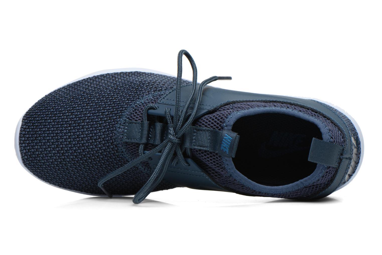 Sneaker Nike Wmns Nike Juvenate Txt blau ansicht von links