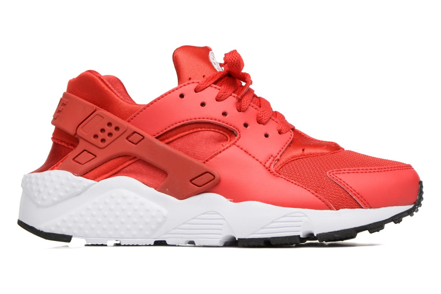 Nike Huarache Run (Gs) University Red/True Berry-Black-White