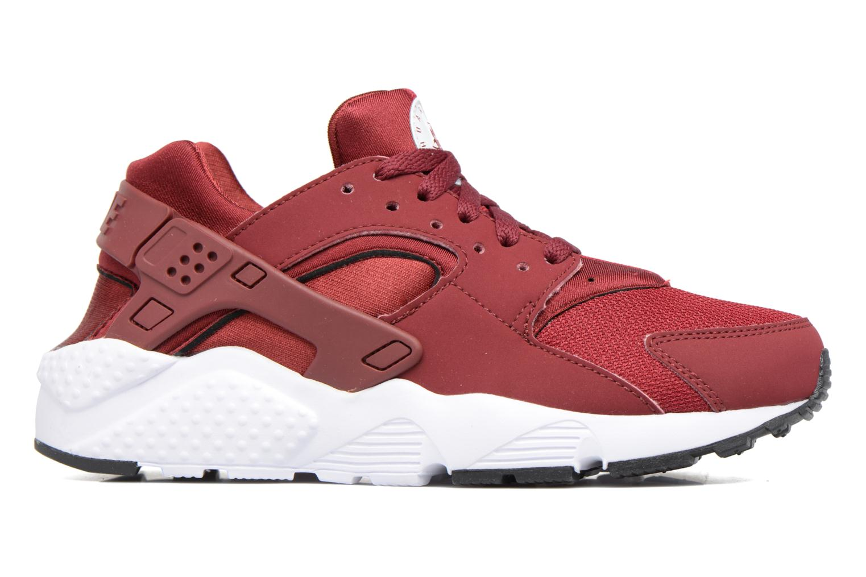 Baskets Nike Nike Huarache Run (Gs) Rouge vue derrière