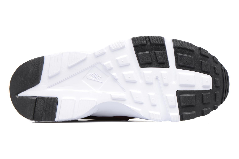 Baskets Nike Nike Huarache Run (Gs) Rouge vue haut