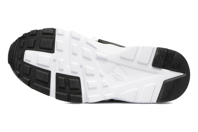 Nike Huarache Run Print (Gs) Black/White-Lava Glow-White