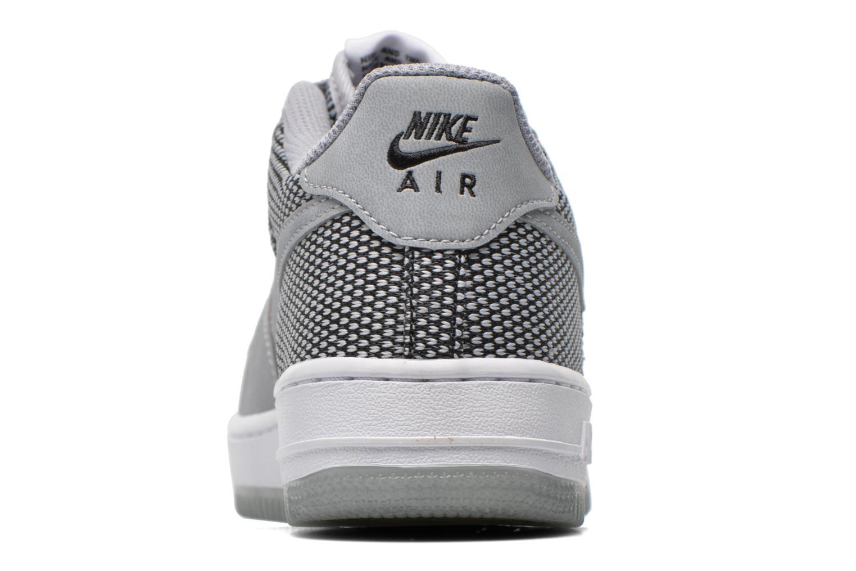 Baskets Nike Air Force 1 Premium (Gs) Gris vue droite
