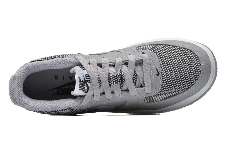 Baskets Nike Air Force 1 Premium (Gs) Gris vue gauche