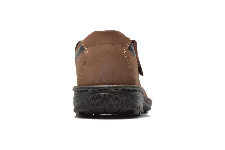 Sandali e scarpe aperte Roadsign Garry Marrone immagine destra