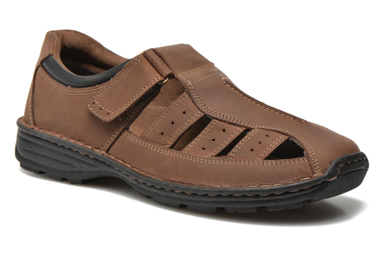 Roadsign Garry (Marron) - Sandales et nu-pieds chez Sarenza (242118)