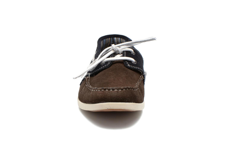 Chaussures à lacets Roadsign Genie Marron vue portées chaussures