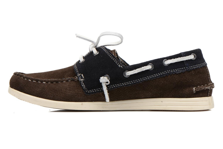 Chaussures à lacets Roadsign Genie Marron vue face