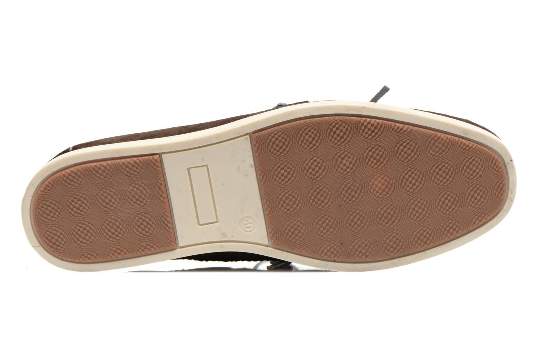 Chaussures à lacets Roadsign Genie Marron vue haut