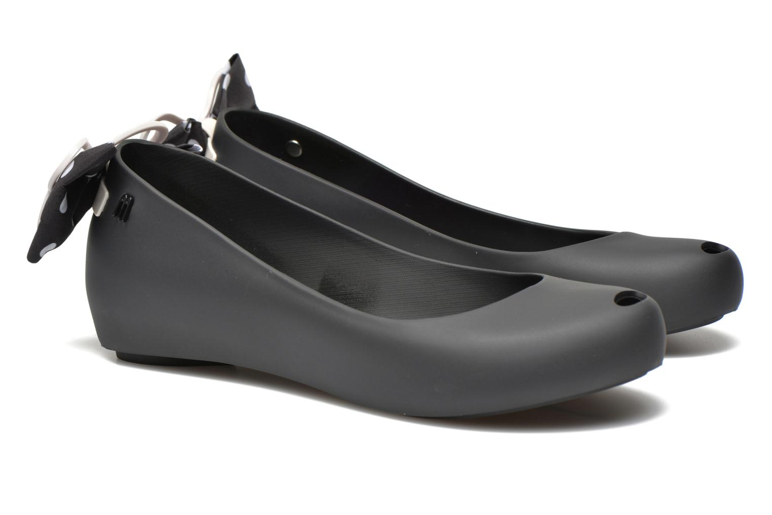 MELISSA ULTRAGIRL+MINNIE II AD 01003 BLACKNEGRO