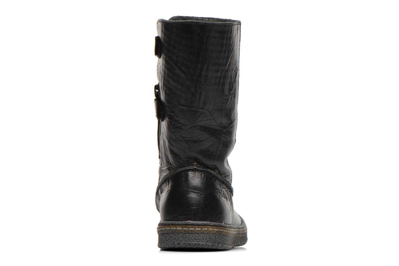 Bottines et boots Ramdam by GBB Cracovie Noir vue droite