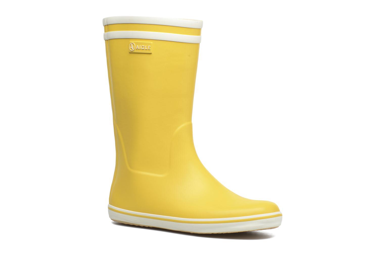 Aigle Malouine BT (Jaune) - Bottines et boots chez Sarenza (270608)
