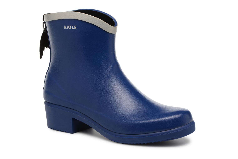 Zapatos promocionales Aigle MS Juliette BOT (Azul) - Botines    Venta de liquidación de temporada