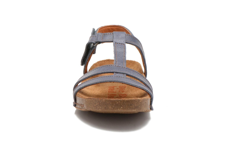 Sandales et nu-pieds Art I Breathe 946 Bleu vue portées chaussures