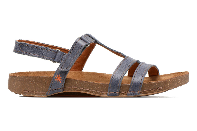 Sandales et nu-pieds Art I Breathe 946 Bleu vue derrière