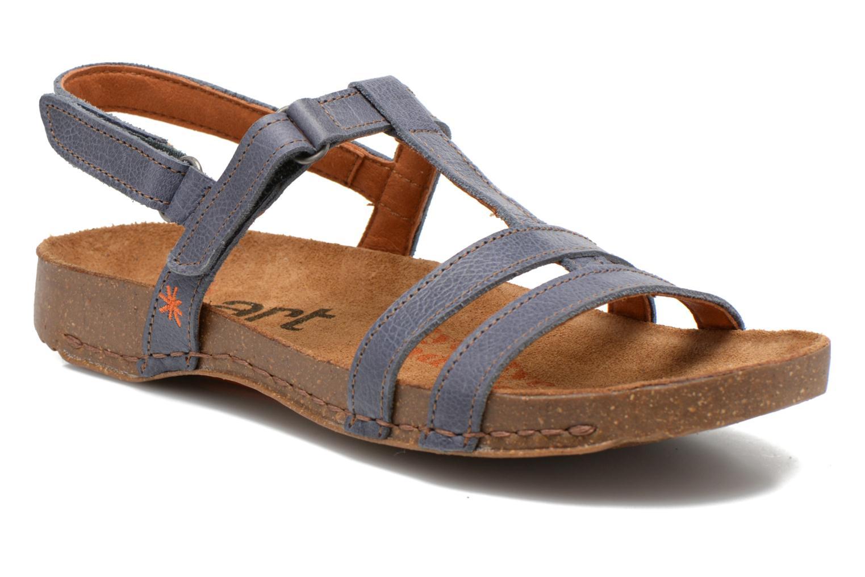 Sandales et nu-pieds Art I Breathe 946 Bleu vue détail/paire