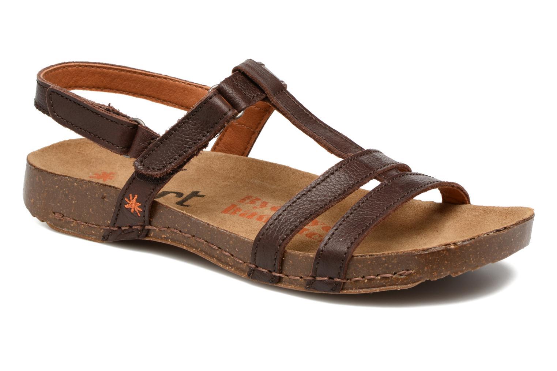 Zapatos de mujer baratos zapatos de mujer Art I Breathe 946 (Marrón) - Sandalias en Más cómodo