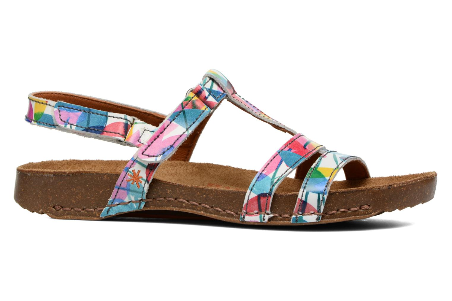 Sandalen Art I Breathe 889 Multicolor achterkant