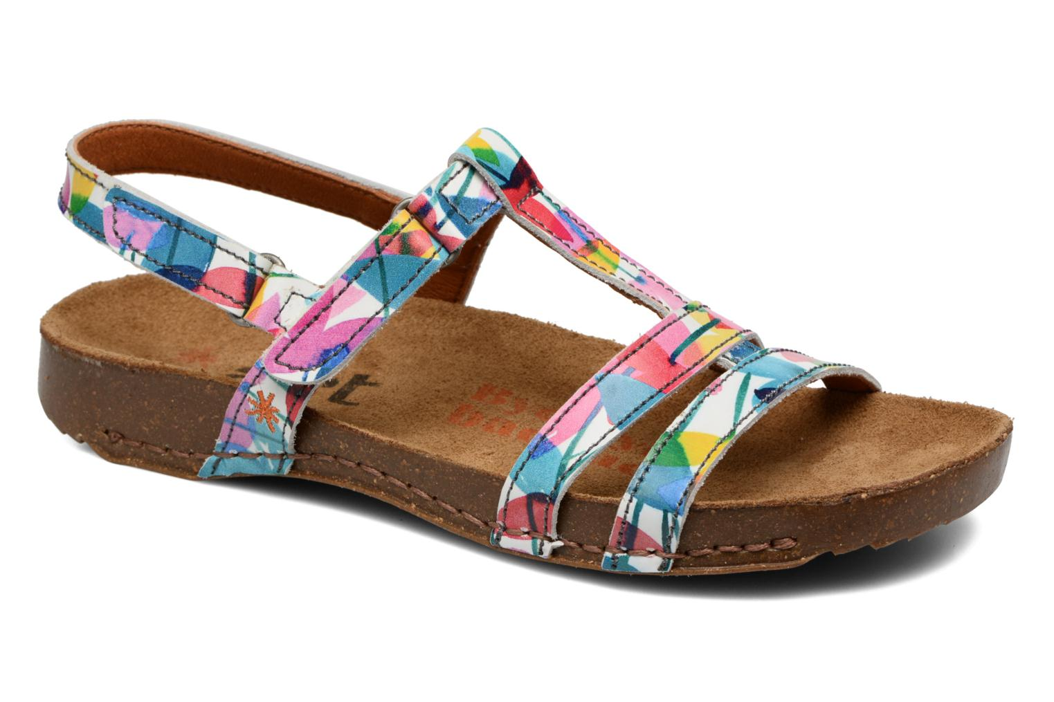 Sandalen Art I Breathe 889 Multicolor detail