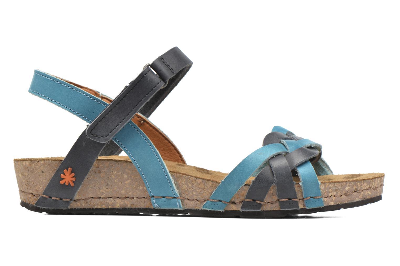 Sandales et nu-pieds Art Pompei 735 Bleu vue derrière