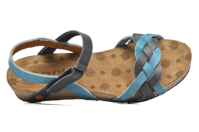 Sandali e scarpe aperte Art Pompei 735 Azzurro immagine sinistra