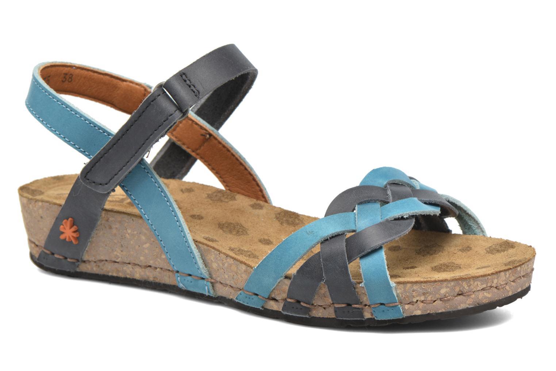 Sandales et nu-pieds Art Pompei 735 Bleu vue détail/paire