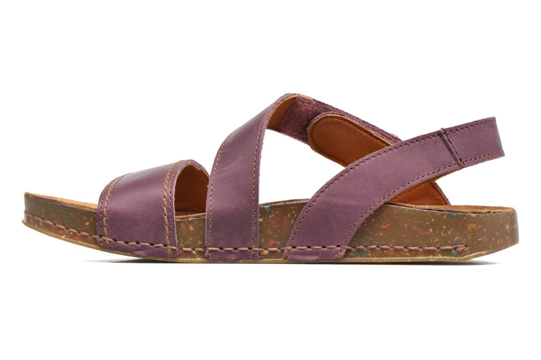 Sandals Art We Walk 868 Purple front view
