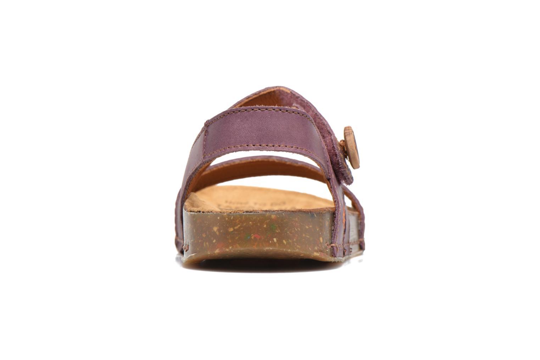 Sandali e scarpe aperte Art We Walk 868 Viola immagine destra