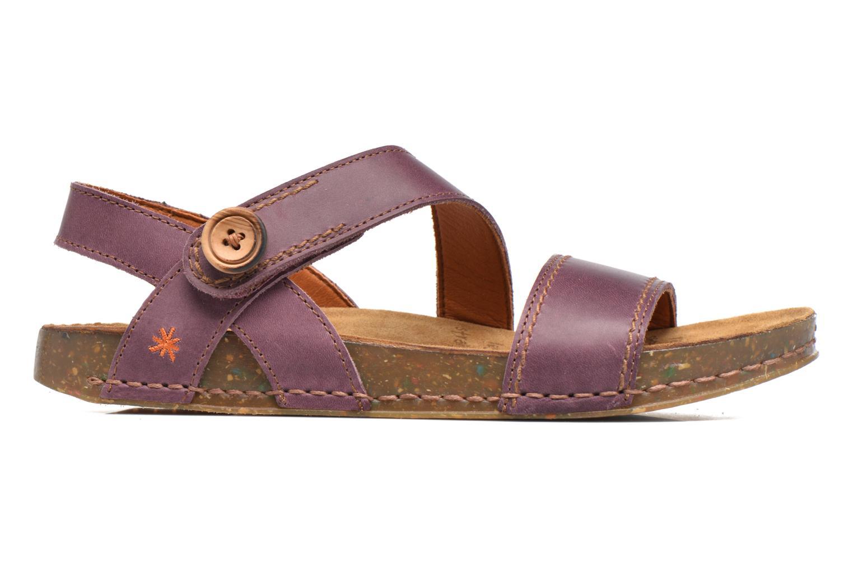 Sandali e scarpe aperte Art We Walk 868 Viola immagine posteriore