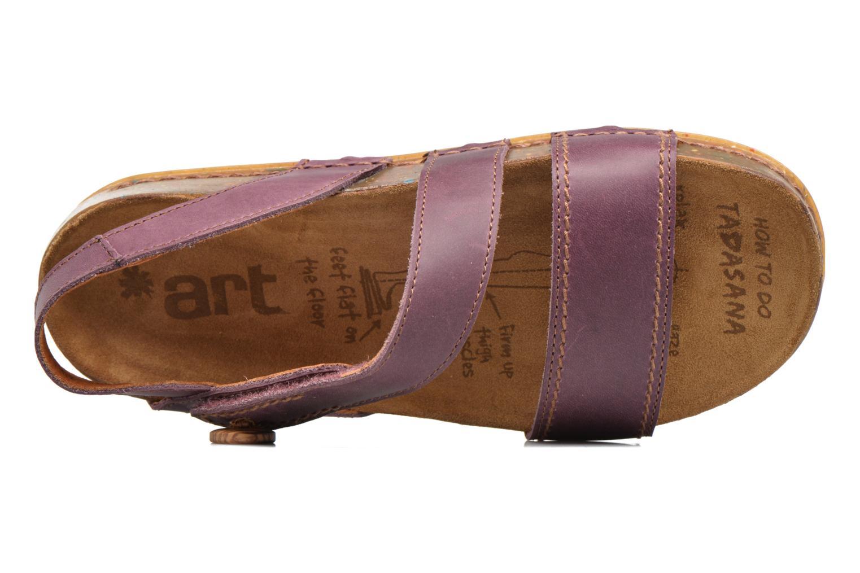 Sandali e scarpe aperte Art We Walk 868 Viola immagine sinistra