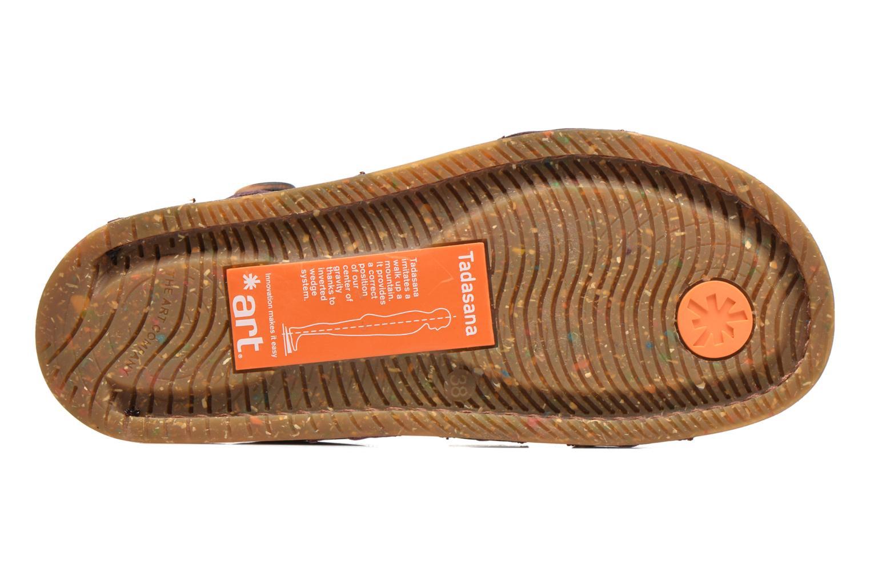 Sandali e scarpe aperte Art We Walk 868 Viola immagine dall'alto