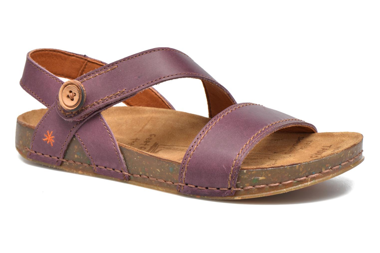 Sandaler Art We Walk 868 Lilla detaljeret billede af skoene