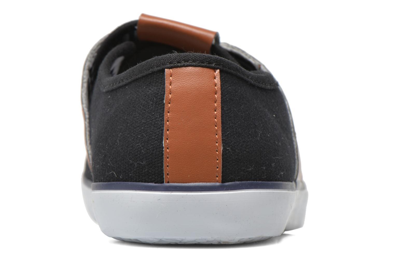 Sneaker I Love Shoes Bavol schwarz ansicht von rechts
