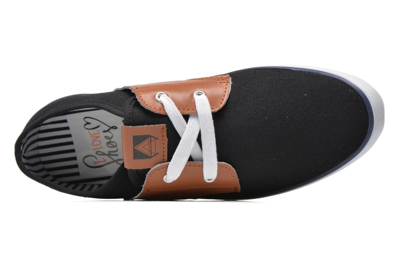 Sneaker I Love Shoes Bavol schwarz ansicht von links