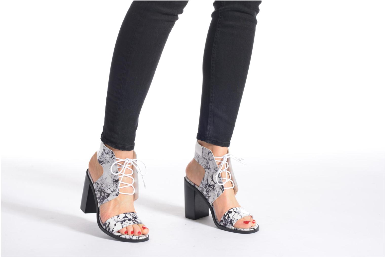 Sandali e scarpe aperte SENSO Valleri VII Bianco immagine dal basso