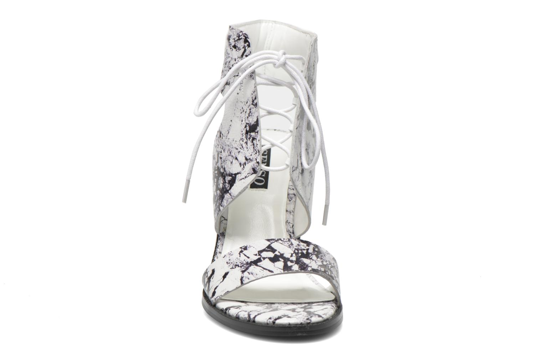 Sandales et nu-pieds SENSO Valleri VII Blanc vue portées chaussures