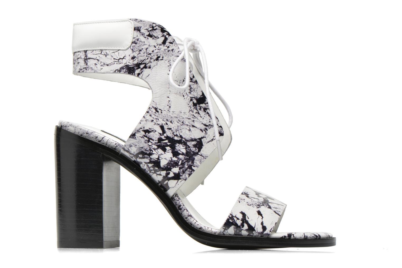 Sandales et nu-pieds SENSO Valleri VII Blanc vue derrière