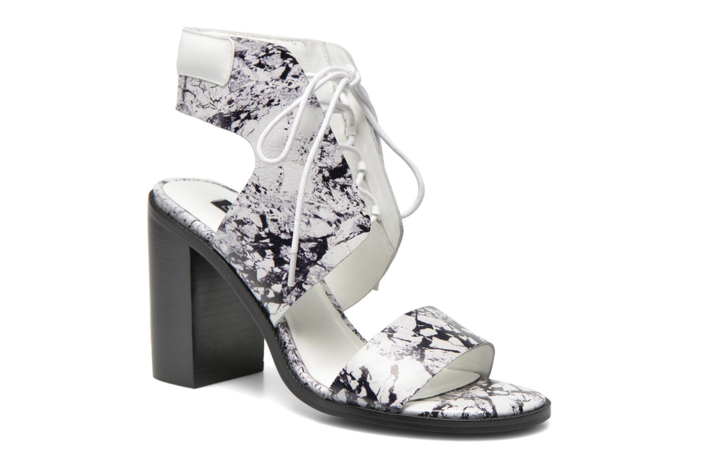 Sandaler SENSO Valleri VII Hvid detaljeret billede af skoene