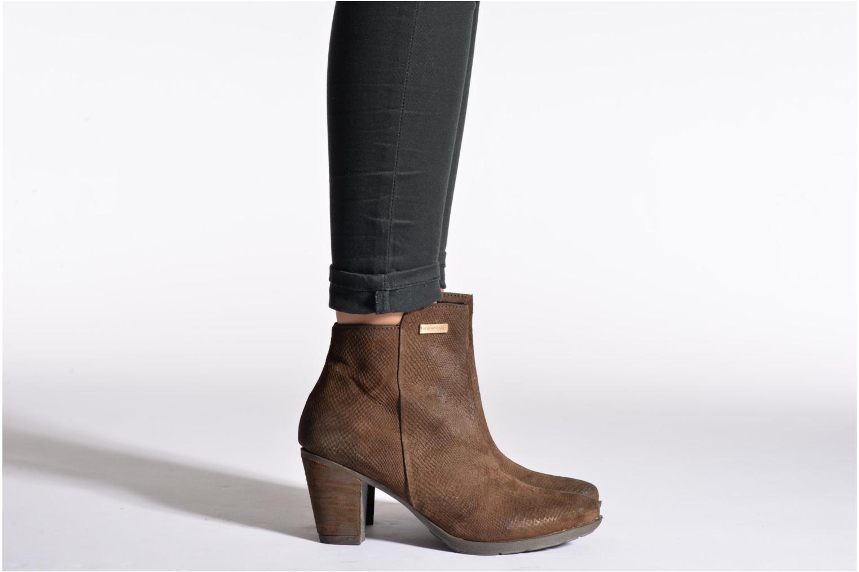 Boots en enkellaarsjes Les Tropéziennes par M Belarbi Lune Zwart onder