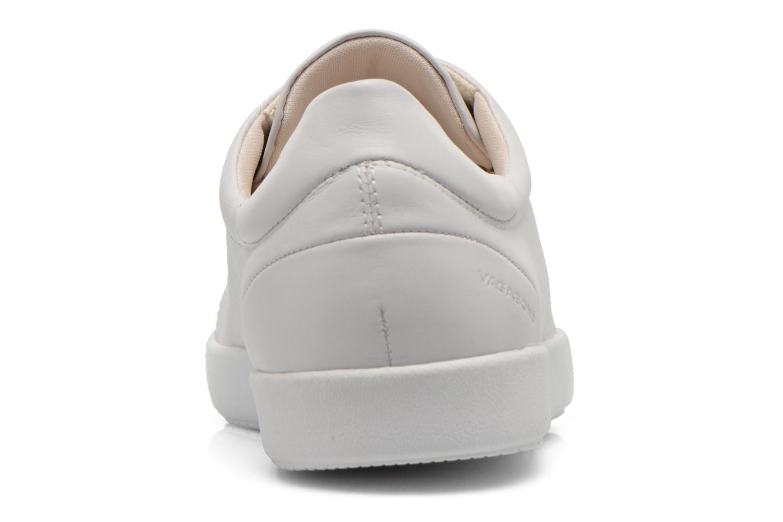 Baskets Vagabond Shoemakers VINCE 4179-101 Blanc vue droite