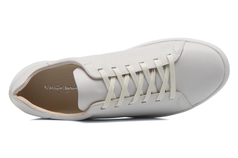 Baskets Vagabond Shoemakers VINCE 4179-101 Blanc vue gauche