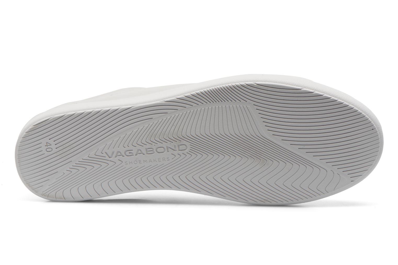 Baskets Vagabond Shoemakers VINCE 4179-101 Blanc vue haut