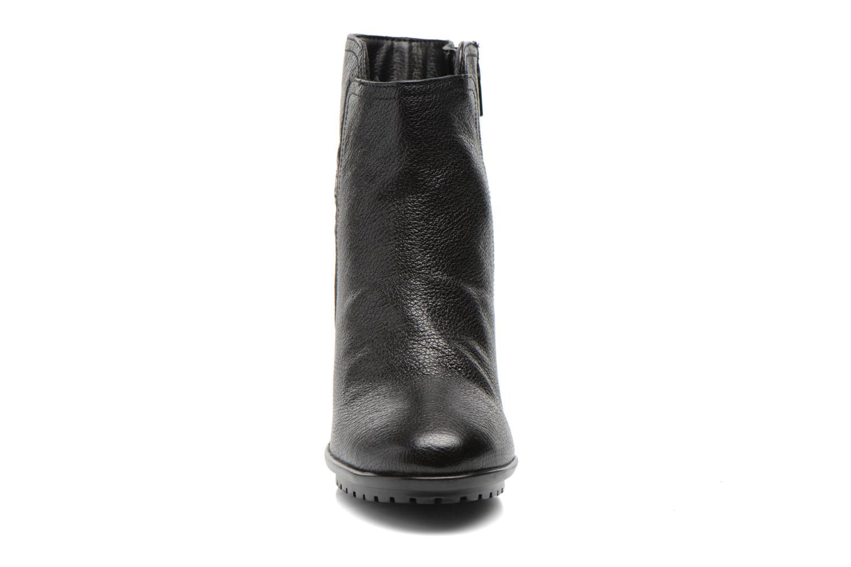 Bottines et boots Initiale Paris Iceland Noir vue portées chaussures