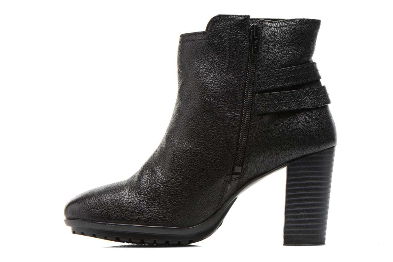 Bottines et boots Initiale Paris Iceland Noir vue face