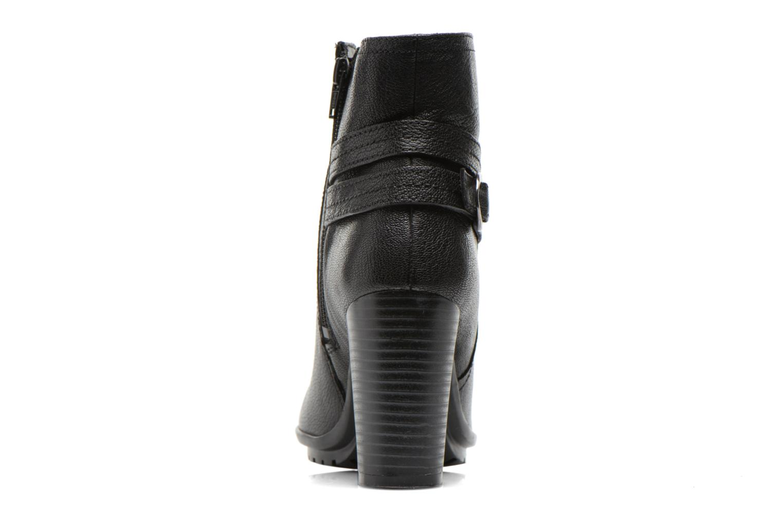 Bottines et boots Initiale Paris Iceland Noir vue droite