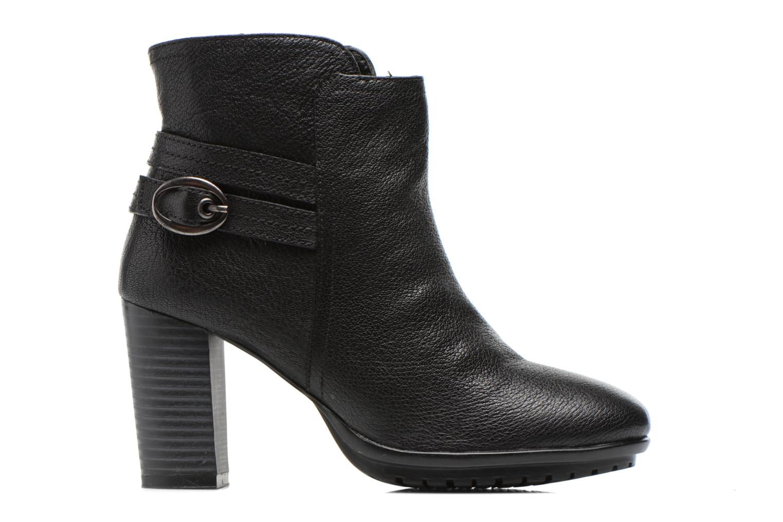 Bottines et boots Initiale Paris Iceland Noir vue derrière