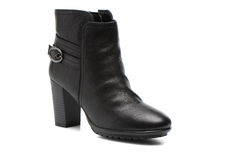 Bottines et boots Initiale Paris Iceland Noir vue détail/paire